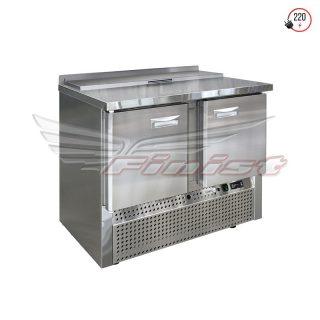 Холодильные столы для салатов