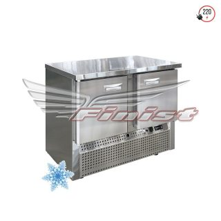 Морозильные столы с нижним расположением агрегата