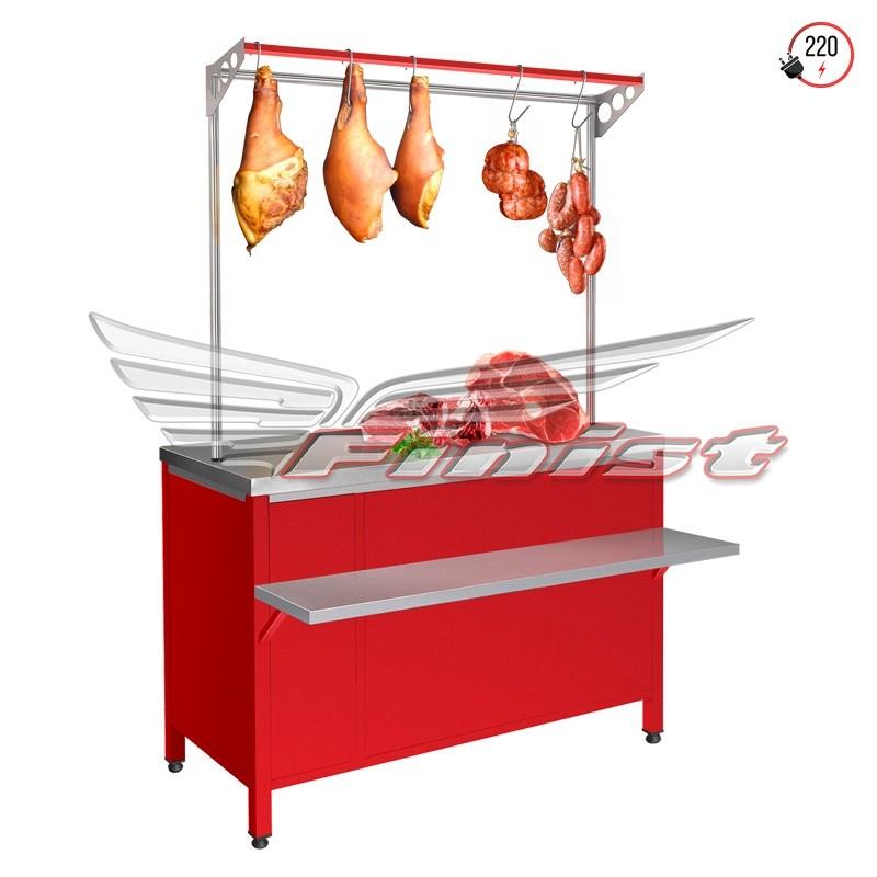 Рыночные холодильные столы