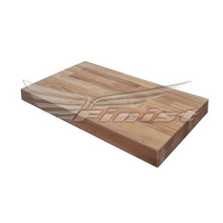 Доска разделочная деревянная буковая толщиной 40мм