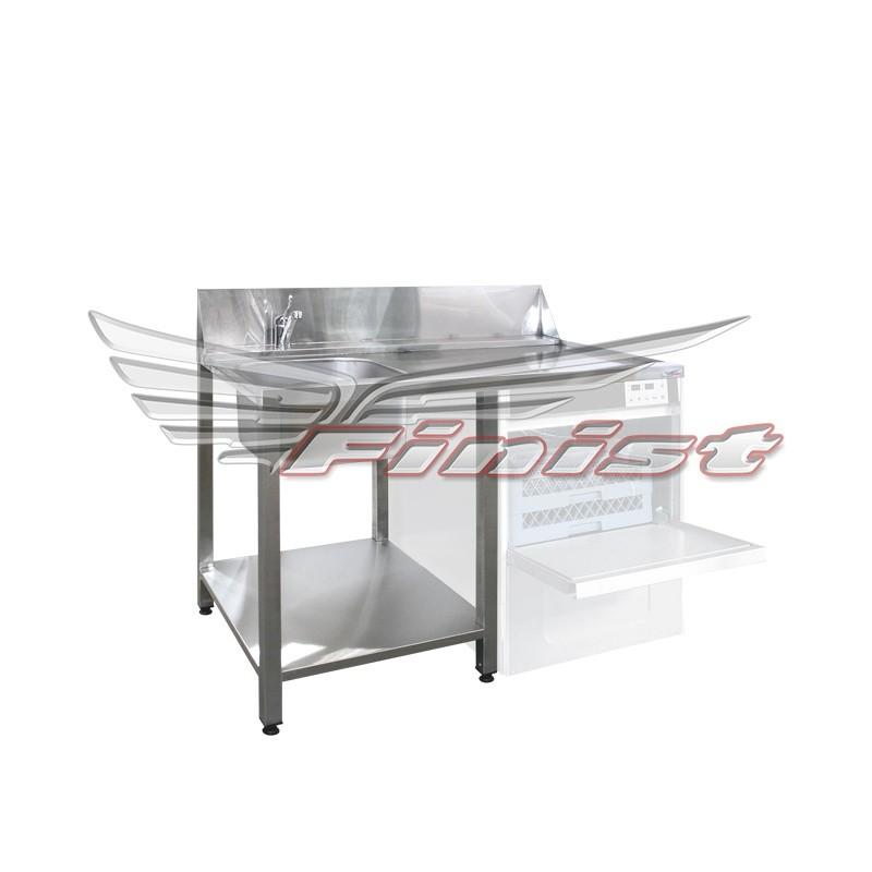 Стол под фронтальную посудомоечную машину