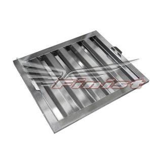 Жироулавливающие фильтры лабиринтные (жироуловители) для вентиляционного зонта