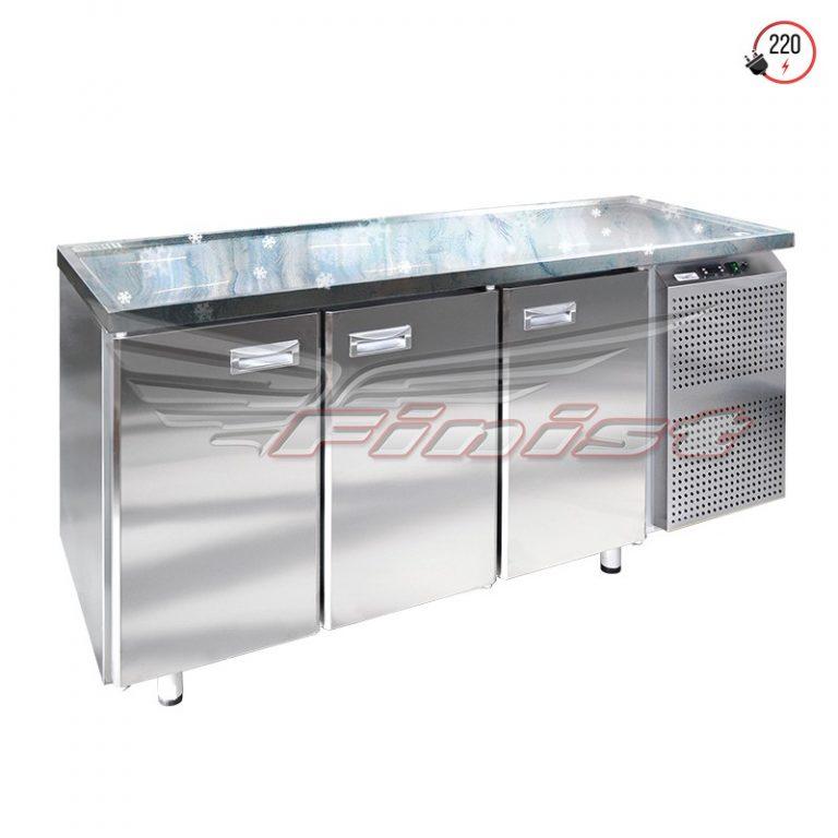 Холодильный стол с охлаждаемой столешницей
