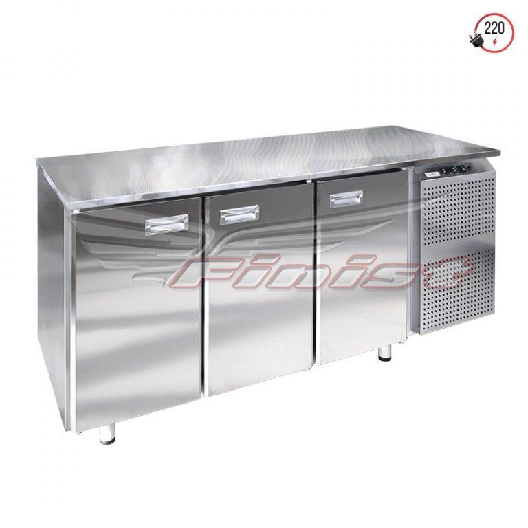 Встраиваемые холодильные столы