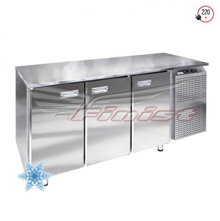 Встраиваемый морозильный стол