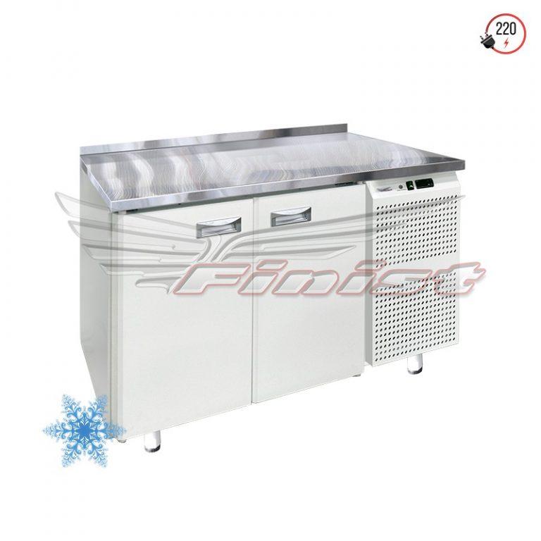 Морозильные столы с полимерным покрытием