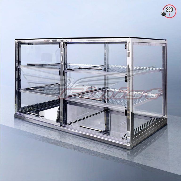 Встраиваемые витрины для салатов AQUARIUM