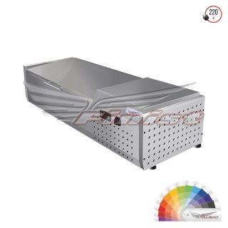Настольная холодильная витрина «ToppingBox» с крышкой
