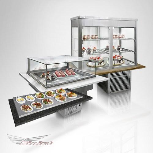 Холодильное встраиваемое оборудование (Drop-IN)