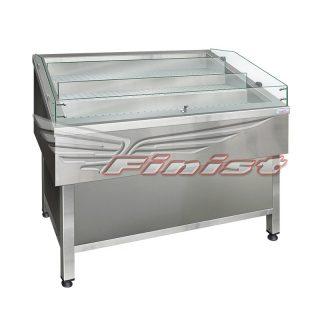 Нейтральная витрина для выкладки напитков (без охлаждения)