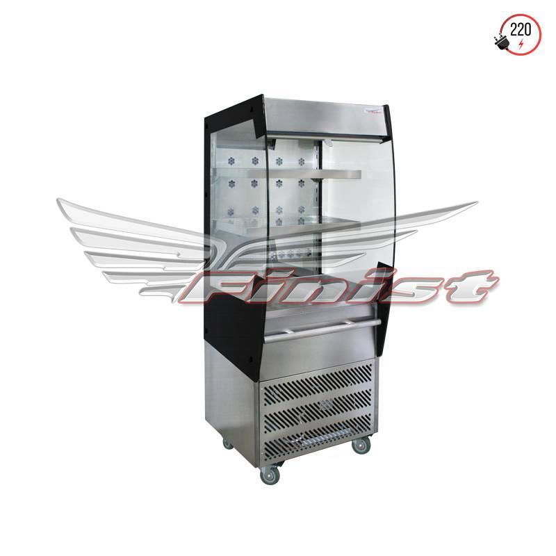Напольная холодильная витрина-горка FRESH (F2)