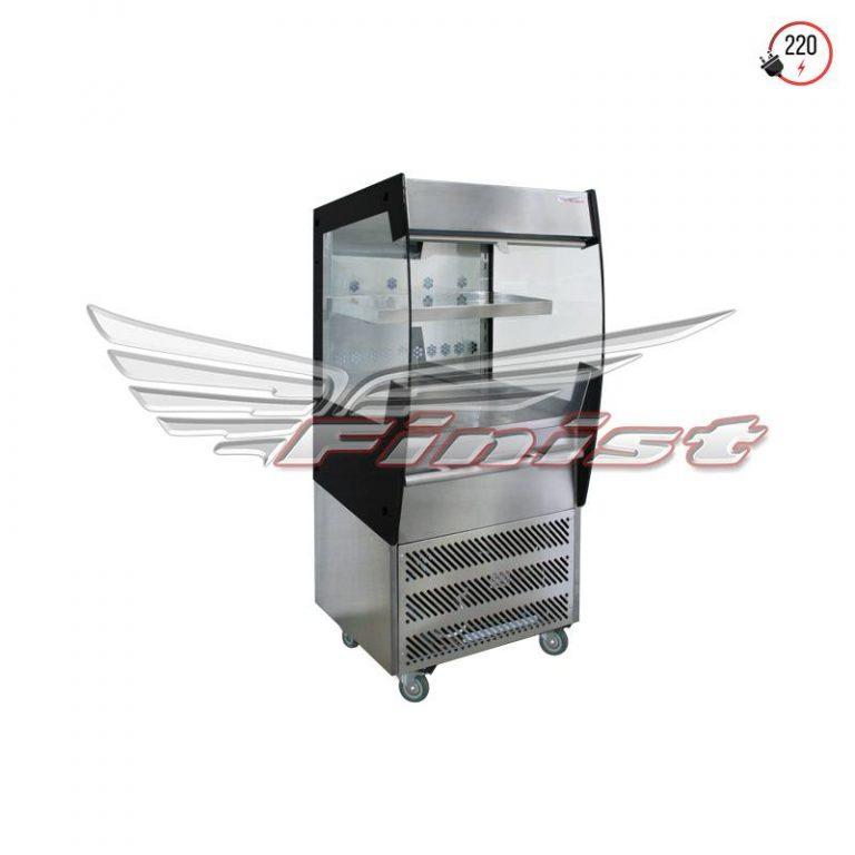 Напольная холодильная витрина-горка FRESH (F1)