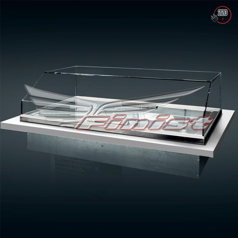 Встраиваемые холодильные витрины торговые GALA
