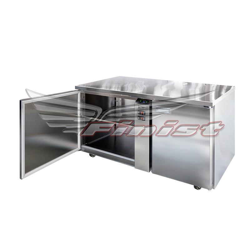 Тепловой стол двухкамерный передвижной (для кейтеринга)