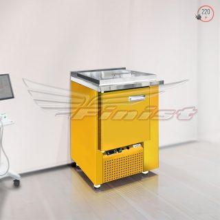 Холодильный  стол для медицинских отходов